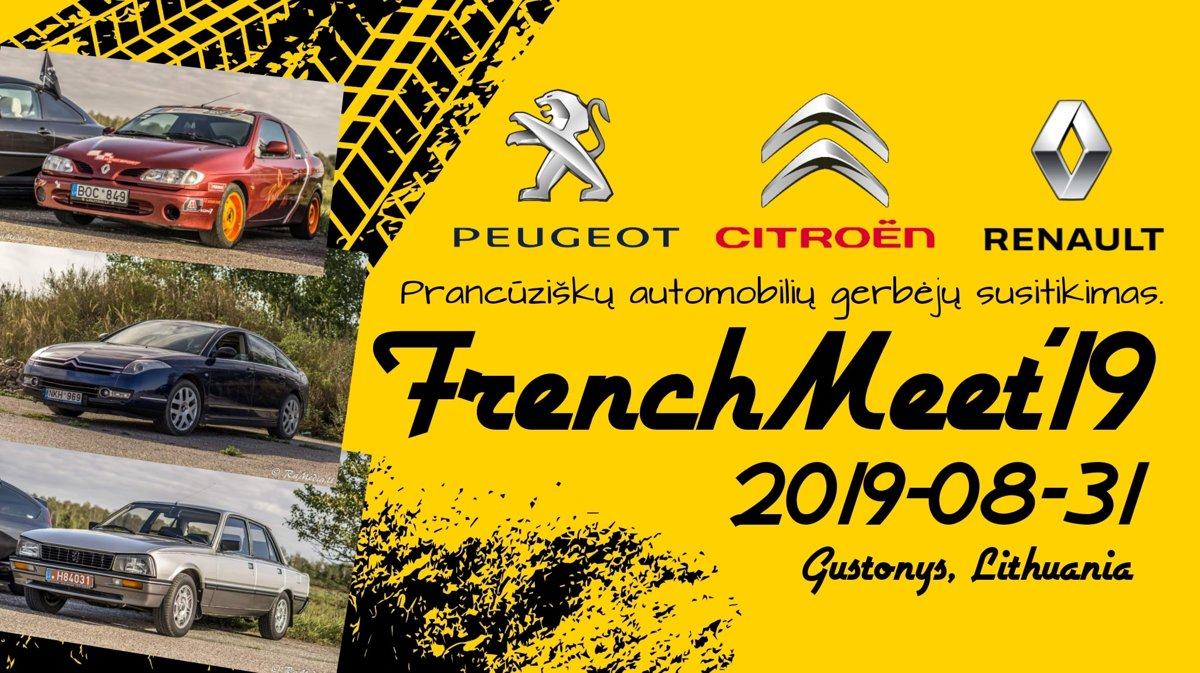 #FrenchMeet'19