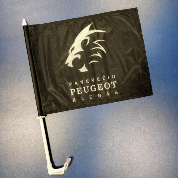 PPK automobilinė vėliavėlė